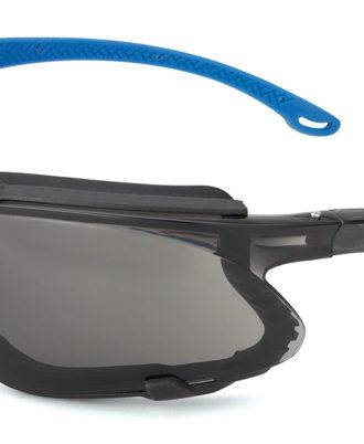 عینک ایمنی دودی - آفتابی مدل LITIO