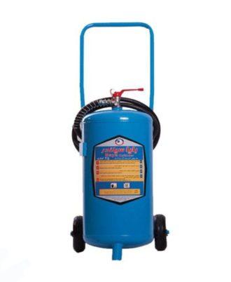 کپسول 25 لیتری آب و گاز بایا