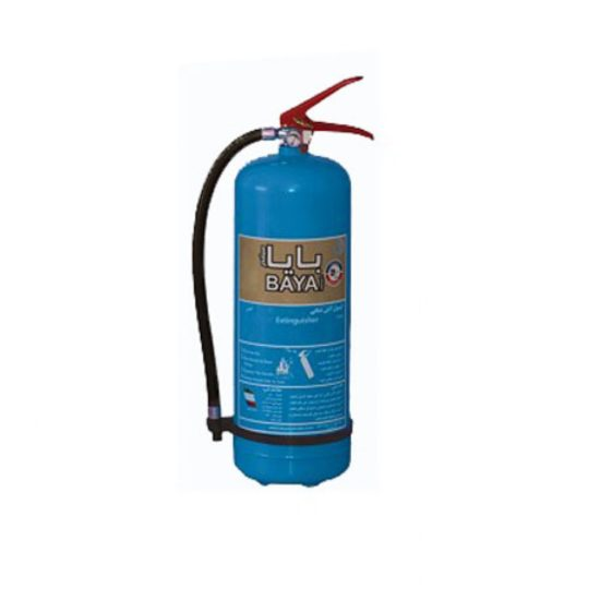 کپسول 6 لیتری آب و گاز بایا