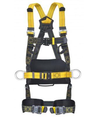 (REVOLTA Full Body Harness with work positioning belt (L-XXL