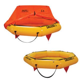 LALIZAS Liferaft LEISURE-RAFT LALIZAS Liferaft LEISURE-RAFT ایده آل برای قایقرانی در ساحل ، استاندارد LALIZAS با کیفیت بالا و تفریحی اوقات فراغت مناسب برای کسانی است که به یک زندگی کامل با ویژگی نیاز ندارند. این کوچکترین ، سبکترین و ارزانترین ریف زندگی در بازار است. LALIZAS Leisure-Raft با وزن سبک امکان استقرار آسان را فراهم می کند