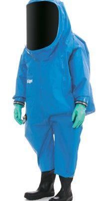 لباس ضد گاز Drager CPS 7900