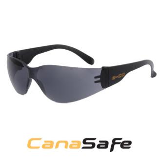 عینک ایمنی E-Co Canasafe خوش استیل . مقرون به صرفه . سبک وزن برای محافظت از لنزهای تك تكیكی از لنزهای محافظت شده در عین حال كه به استفاده كنندگان دامنه مشاهده باز و بدون مانع را می دهید شرکت الکترونیکی محافظت